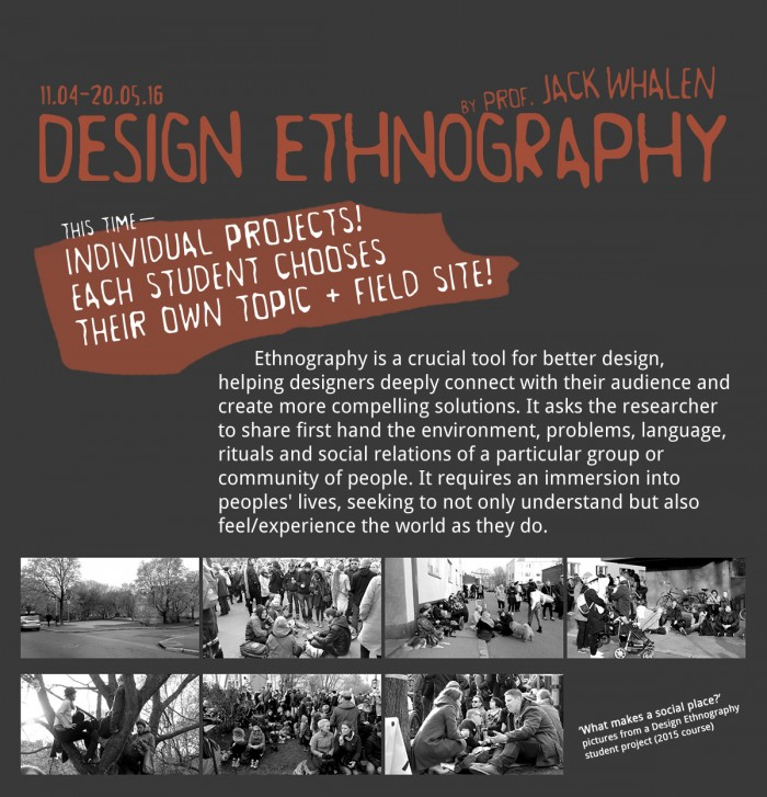 design ethnography 2016 poster copy